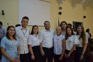 Зустріч студентського активу з головою Київської обласної державної адміністрації