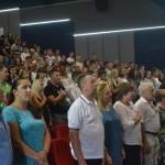 Посвята у студенти Білоцерківського медичного коледжу