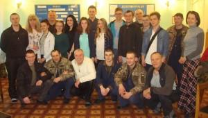 Психологічна підтримка українських воїнів.
