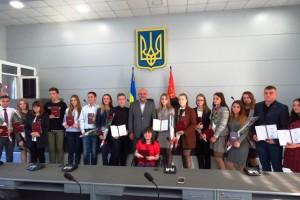 Вручення стипендій міського голови кращим студентам м. Біла Церква