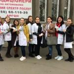 Просвітницька акція до Всесвітнього та Всеукраїнського дня боротьби з туберкульозом