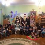 Благодійна акція до Дня св. Миколая