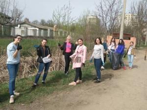 Молодіжна екологічна акція «Чистий берег»