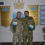 Урочистості з нагоди Дня захисника України