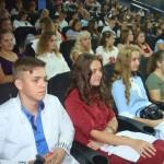 Урочистості з нагоди Посвяти у студенти Білоцерківського медичного коледжу