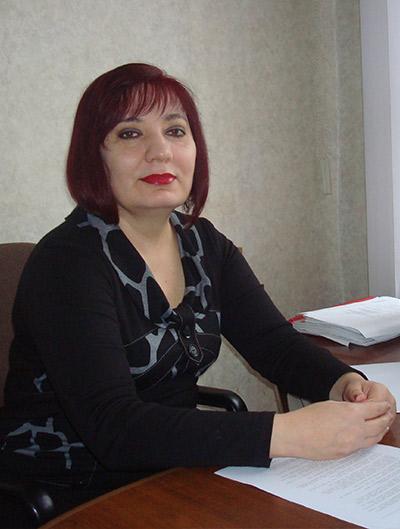 Хромченко Людмила Анатоліївна